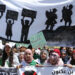 Algerian Students Continue Weekly Demonstration