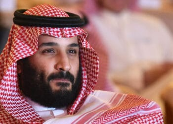 "Saudi Crown Prince Mohammed bin Salman attends the Future Investment Initiative (FII) conference in Riyadh, on October 24, 2017. The Crown Prince pledged a ""moderate, open"" Saudi Arabia, breaking with ultra-conservative clerics in favour of an image catering to foreign investors and Saudi youth.  ""We are returning to what we were before -- a country of moderate Islam that is open to all religions and to the world,"" he said at the economic forum in Riyadh.  / AFP PHOTO / FAYEZ NURELDINE        (Photo credit should read FAYEZ NURELDINE/AFP via Getty Images)"